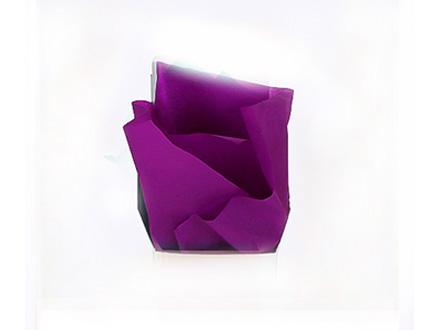 Тишью №5, фиолет