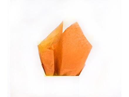 Тишью №2, оранж